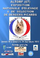 Nationale d'Elevage Picard 2013